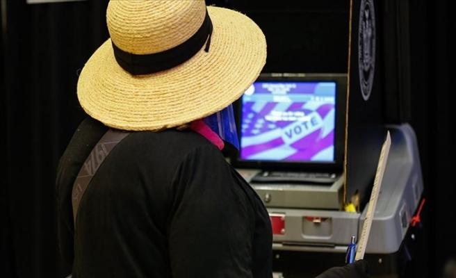 Amerika'da Başkanlık Seçimi İçin Kullanılan Erken Oy Sayısı 100 Milyonu Geçti