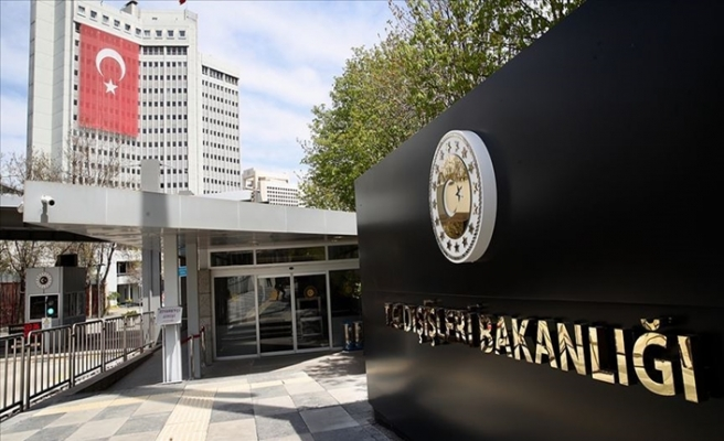 Dışişleri Bakanlığında Atamalar: Resmi Gazete' de Yayımlandı