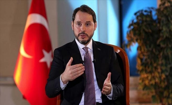 İletişim Başkanlığı: Bakan Berat Albayrak'ın İstifası Kabul Edildi