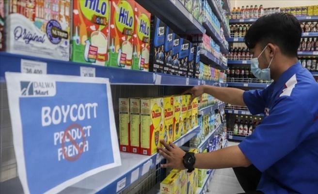 Marketler Fransız Ürünlerinin Satışını Durdurdu