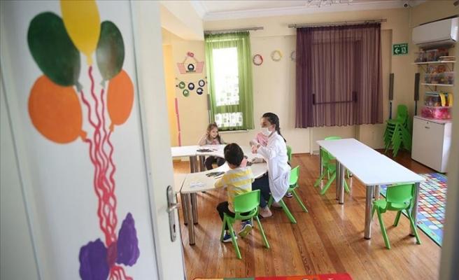 MEB: Okul Öncesinde Haftada 5 Gün Yüz Yüze Eğitim Yapılacak