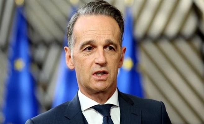 Almanya Dışişleri Bakanı Heiko Maas: AB Türkiye İle Diyaloğu Sürdürmek Zorunda