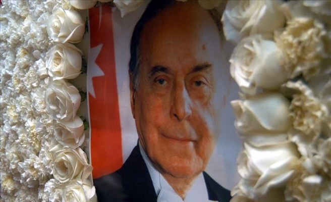 Azerbaycan'ın Umummilli Lideri Haydar Aliyev'in Vefatının 17'inci Yılında Vasiyeti Yerine Getirildi