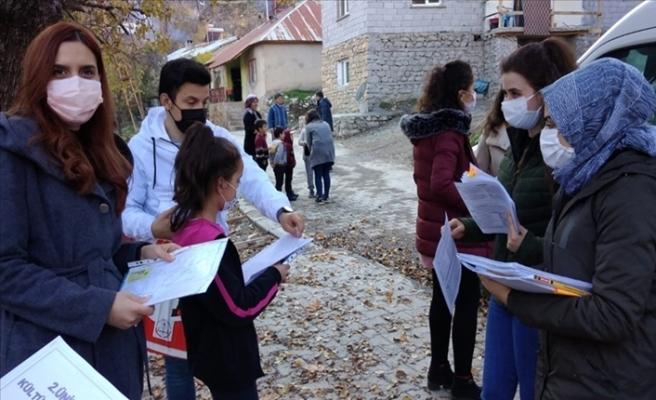 EBA'ya Ulaşamayan Öğrencilere Öğretmenler Ulaşıyor