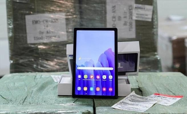 Bakanlık 45 bin 620 Tablet Bilgisayar Daha Dağıttı