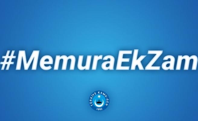 Memura Ek Zam Talebi Twitter'da Dünyada Zirvede