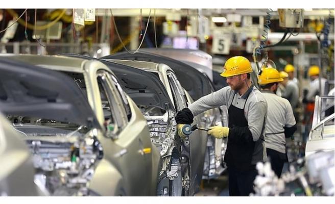 Otomotivde Üretim Düştü