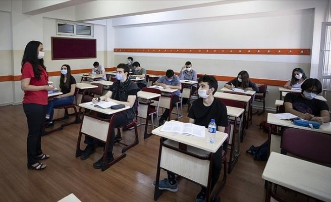 Takviye Kurslarıyla Destekleme ve Yetiştirme Kurslarında Yüz Yüze Eğitim 22 Ocak'ta Başlayacak