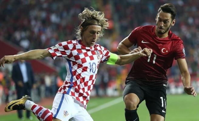 Türk ve Hırvat Futbol Federasyonları İş Birliği Yapacaklar