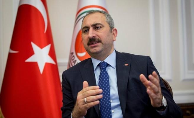 Adalet Bakanı Gül: 13 bin 202 Yeni Personel Alımı Yapılacak