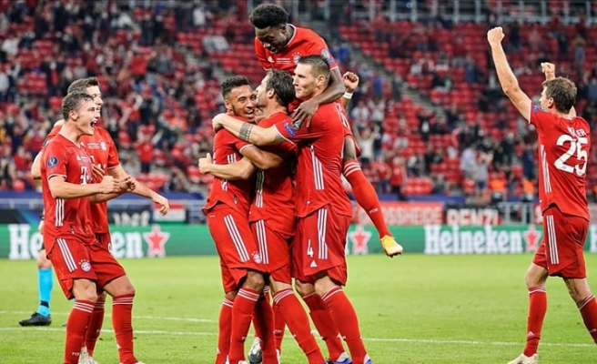 Dünyanın Kralı Bayern Münih