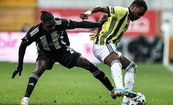 Beşiktaş ile Fenerbahçe Yenişemedi