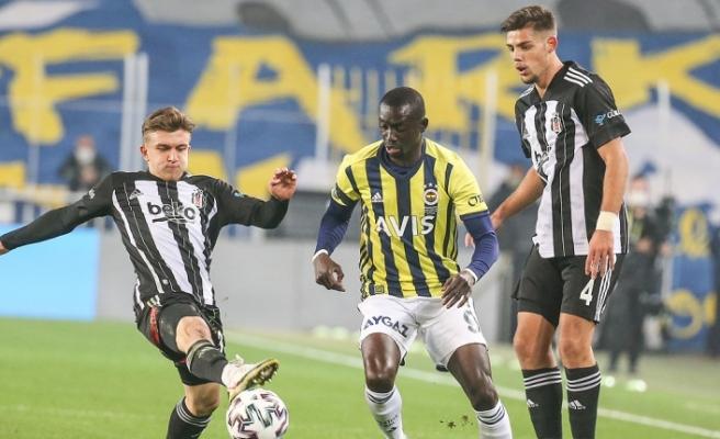 Ligde Dev Maç: Beşiktaş-Fenerbahçe