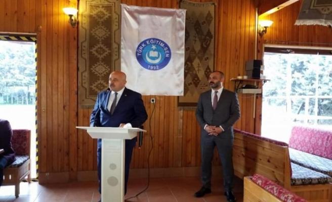 Musa Akkaş: Türk Eğitim Sen Varsa İLKSAN Emin Ellerdedir