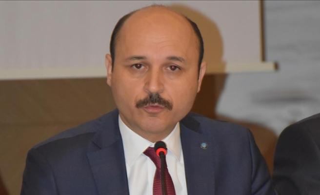 """Talip Geylan: """"Türk Eğitim-Sen Olarak Öğrenci Andı Konusunda Hukuki Süreci Sonuna Kadar Sürdüreceğiz."""""""