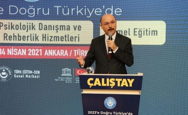 2023'e Doğru Türkiye'de Özel Eğitim, Psikolojik Danışma Ve Rehberlik Hizmetleri, Temel Eğitim Çalıştayları Başladı