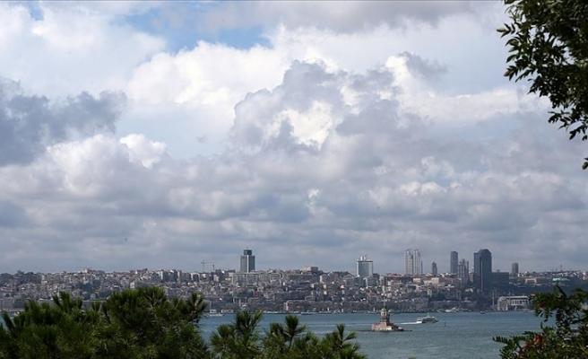 Marmara'da Hava Parçalı ve Çok Bulutlu Olacak
