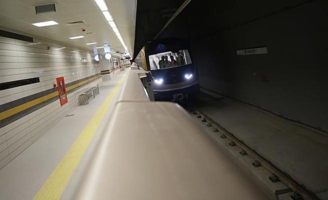 Pendik-Sabiha Gökçen Havalimanı Metro Hattı Yıl Sonuna Kadar Açılacak