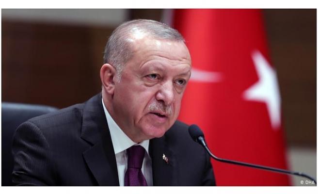 Erdoğan, Haziran Ayı Kademeli Normalleşme Takvimini Açıkladı