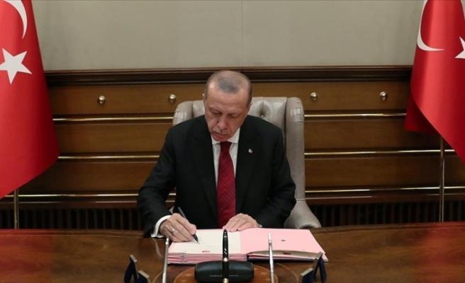 Erdoğan'ın Kararı ile 10 Fakülte Daha Kuruldu