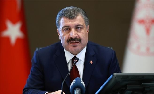 Sağlık Bakanı Koca: Kapanma Dönemi Sonrası Günlük Vaka Sayımız 10 binin Altına Düştü