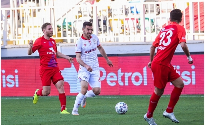 TFF 1. Lig Play-Off Finalistleri Belli Oluyor