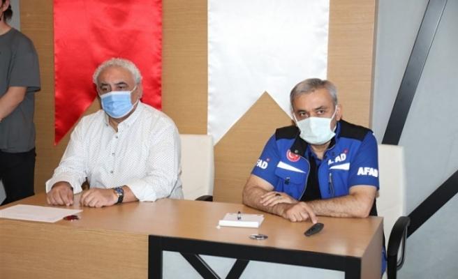 Türkiye Kamu-Sen'den AFAD Çalışması