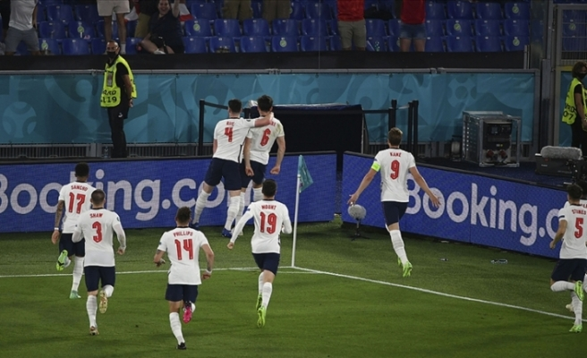 EURO 2020'de Yarı Final Eşleşmeleri Belli Oldu