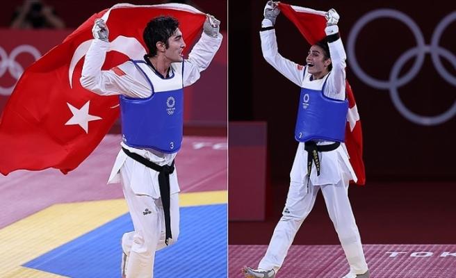 Türkiye, 2020 Tokyo Olimpiyat Oyunları'nda İlk Madalyalarını Aldı