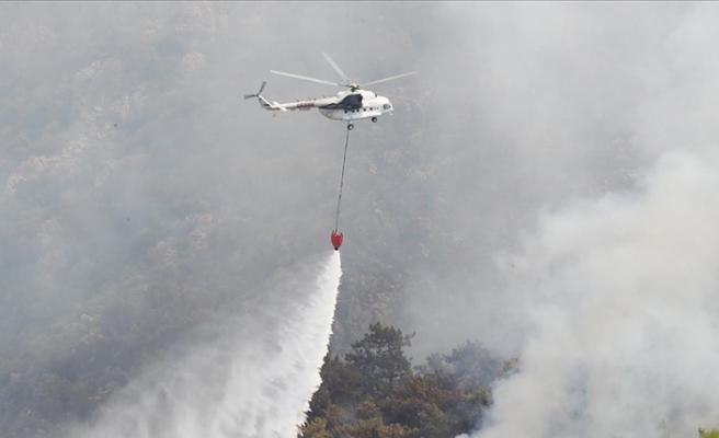 47 İlde 209 Orman Yangını Kontrol Altına Alındı