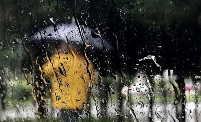 Doğu Karadeniz İçin Kuvvetli Yağış İkazı