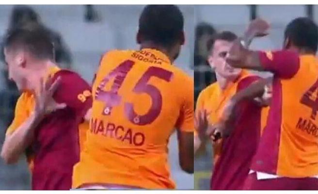 Marcao'ya Her Kesimden Tepki Var