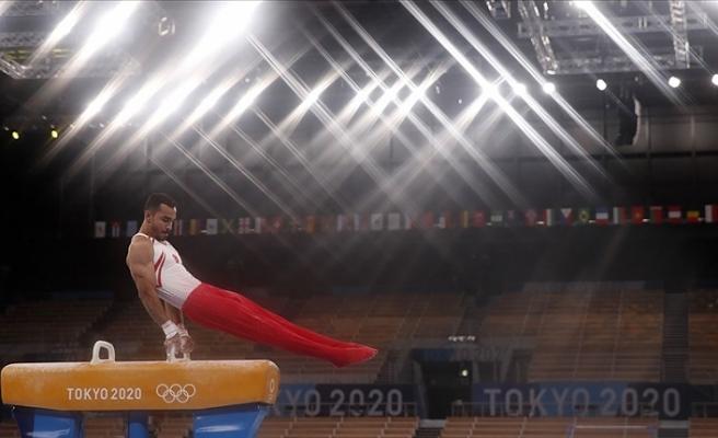 Türk Cimnastiği Tarihindeki İlk Olimpiyat Madalyasını Ferhat Arıcan İle Aldı
