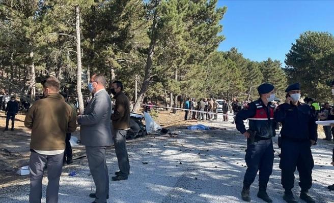 Afyon'dan Kara Haber: Öğrenci Servisi Kaza Yaptı!