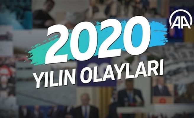 2020'de Yılın Olayları