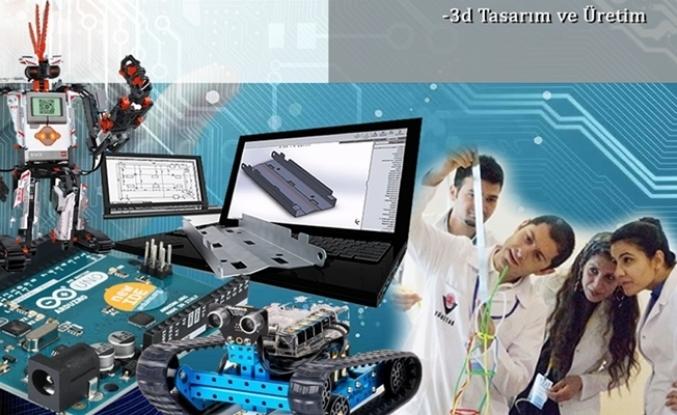 Bilişim Teknolojileri Öğretmenlerine robotik tasarlama eğitimi