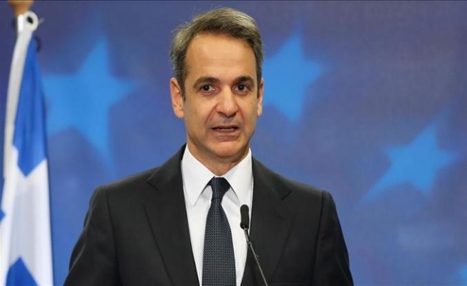 Yunanistan Başbakanı Kiryakos Miçotakis: Göçmen Meselesi Tüm Avrupa'yı Etkiliyor