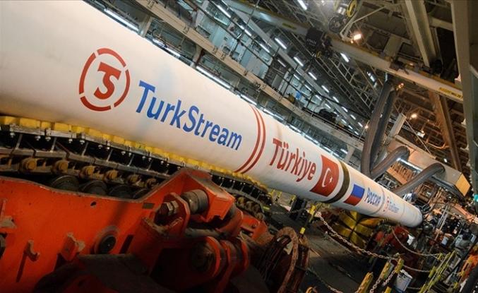 Türkakım Doğal Gaz Boru Hattında Tarihi Gün