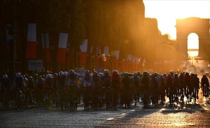 Fransa Bisiklet Turu Ertelendi