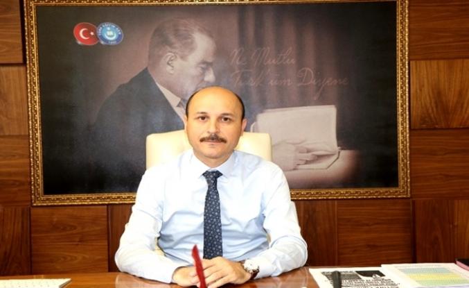Türkiye Cumhuriyeti Devletinin Banisi Büyük Önder Atatürk'ü Özlemle Anıyoruz
