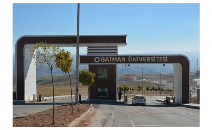 Batman Üniversitesi'nde Neler Oluyor?