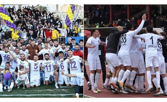 Eyüpspor ve Manisa FK 1. Lig'de