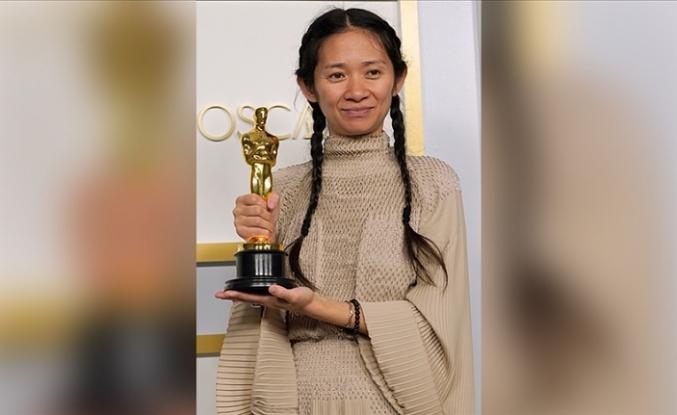 Oscar'da En İyi Film Ödülünü 'Nomadland' Kazandı