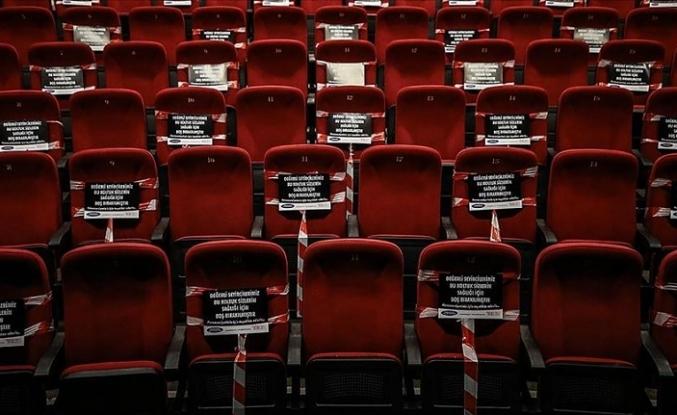 Sinema Salonları Hazırlanıyor