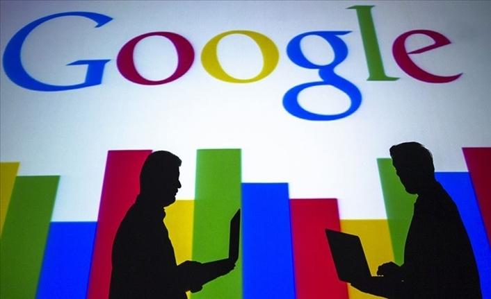 Google'da Dev Ayrılık