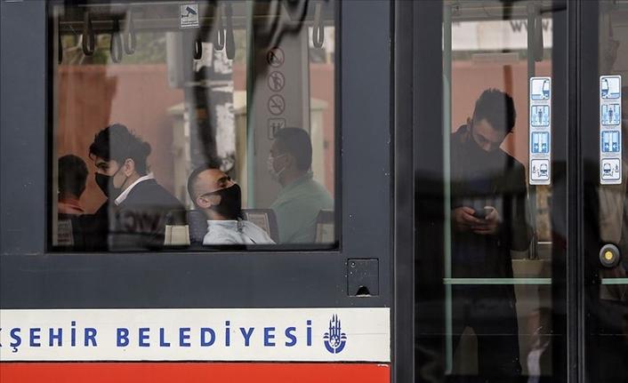 Normalleşmeyle Birlikte Otobüslere Artan Yoğun Talep Sosyal Mesafe Engeli