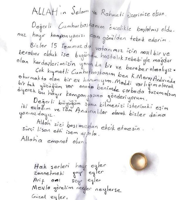 Cumhurbaşkanı Erdoğan'dan Sürpriz Telefon