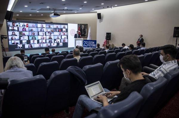 Dijital Dönüşüm Programında 128 Bin Öğretmenimiz Eğitim Aldı