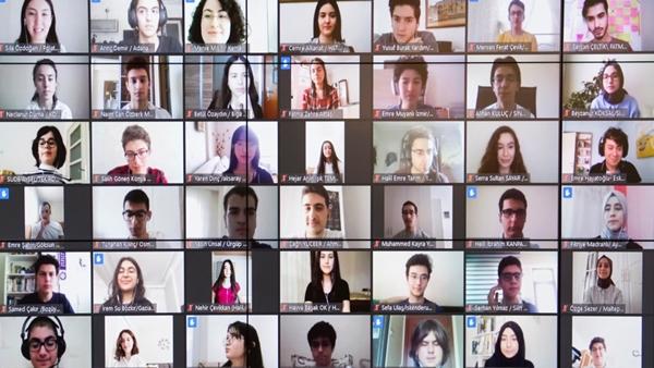 Milli Eğitim Bakanı Ziya Selçuk: Fen Lisesi Öğrencileriyle Buluştu